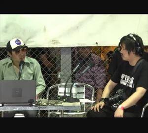 コンバットRECと橋P(橋本吉史)『アトロク』のエモさを語る