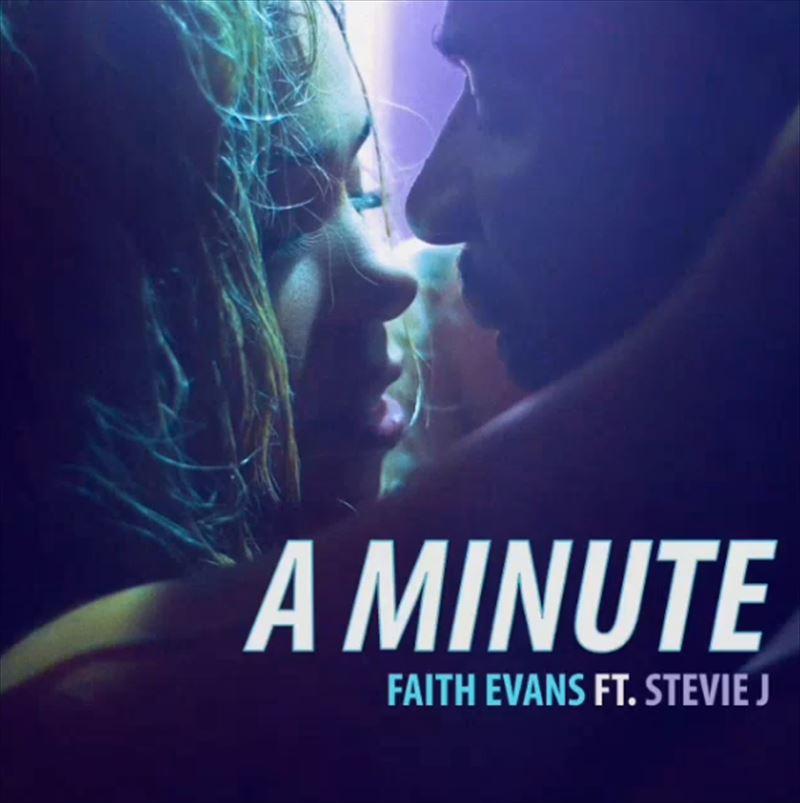 松尾潔 Faith Evans feat. Stevie J『A Minute』を語る