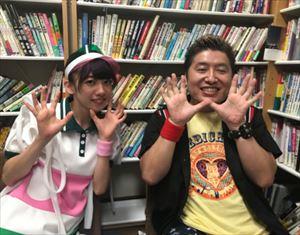 吉田豪と私立恵比寿中学・真山りか 中堅アイドルグループ解散ラッシュを語る