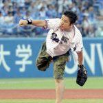 宇多丸 吉田豪の東京ヤクルト戦 始球式登板を語る