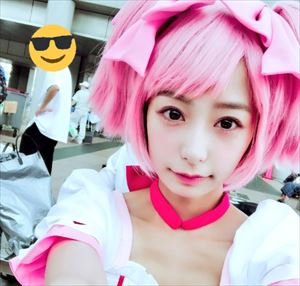 宇垣美里『魔法少女まどか☆マギカ』コスプレへの反響を語る