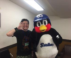 吉田豪と宇多丸 神宮球場でのプロ野球始球式を振り返る
