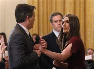 モーリー・ロバートソン ホワイトハウスのCNN記者入館禁止措置を語る