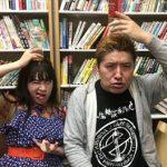 東理紗と吉田豪 戦慄かなのを語る