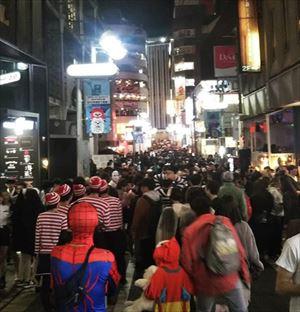 モーリー・ロバートソンとプチ鹿島 渋谷のハロウィンを語る