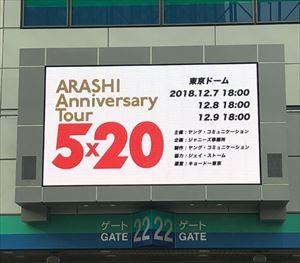 ハライチ澤部 嵐『5×20』東京ドーム公演を見に行った話