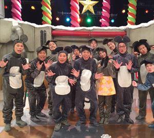 ハライチ岩井 爆チュー問題クリスマスライブ2018出演を語る
