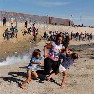 町山智浩 アメリカを目指す中米移民キャラバンを語る