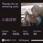 小袋成彬 SpotifyとApple Musicの違いを語る