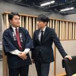 安住紳一郎と福島暢啓 テレビ・ラジオの未来を語る