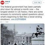 モーリー・ロバートソン アメリカ政府閉鎖長期化の影響を語る