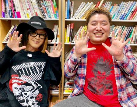 吉田豪とGRAY HISASHI BiSH アイナ・ジ・エンドを語る