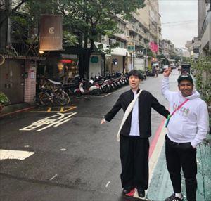 ハライチ岩井 台湾旅行と後輩芸人・設楽としきを語る