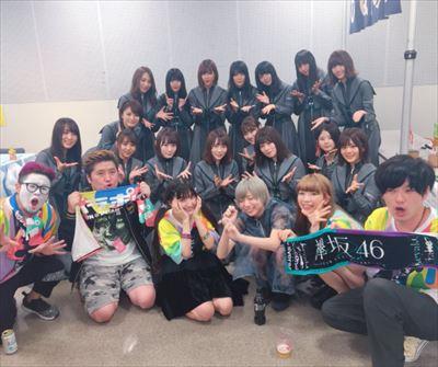 吉田豪とコショージメグミ 欅坂46を語る