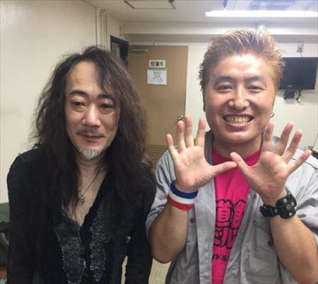吉田豪とGLAY HISASHI X JAPANを語る