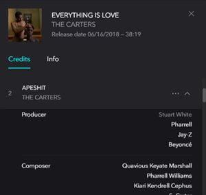 小袋成彬 Spotify、AppleMusic、TIDALの楽曲情報を語る