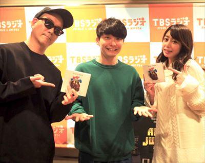 星野源と宇多丸 アルバム『POP VIRUS』を語る