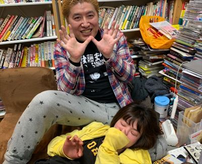 吉田豪と後藤まりこ トークイベント『友達100人できるかな?』を振り返る