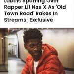 渡辺志保 Lil Nas X『Old Town Road』を語る
