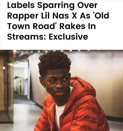 渡辺志保 Lil Nas X『Old Town Road』を語る