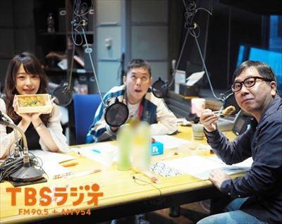 安住紳一郎 TBS特番ラジ(コ)フェス・爆笑問題&宇垣美里と語り合う