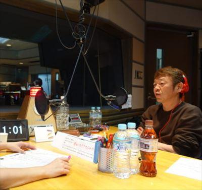 玉袋筋太郎と外山惠理 ピエール瀧逮捕を語る