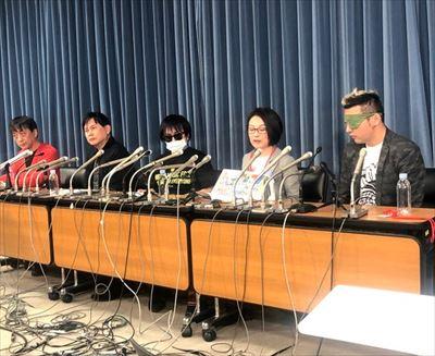 ダースレイダーとプチ鹿島 電気グルーヴ作品回収撤回署名活動を語る