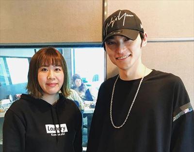 SKY-HIとSAKIKO 韓国ヒップホップを語る