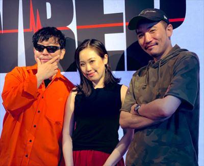 ZEEBRAと☆Taku Takahashi WREPとblock.fm開局の意図を語る