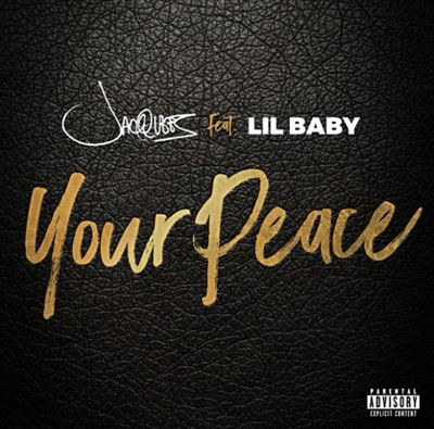 松尾潔 Jacquees『Your Peace Ft. Lil Baby』を語る