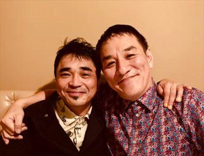 プチ鹿島 サンケイスポーツ・電気グルーヴ「残念な友情写真」記事を語る