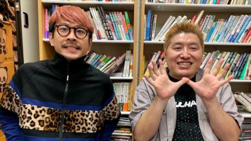 吉田豪と渡辺淳之介 WACKがSHOWROOMをやらない理由を語る