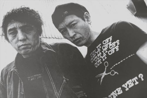 吉田豪とPANTA 遠藤ミチロウを語る