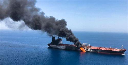 モーリー・ロバートソン オマーン湾タンカー攻撃と「Bチーム」を語る