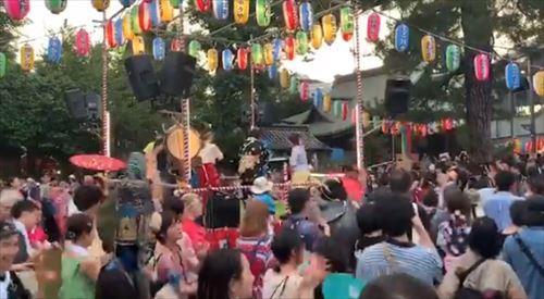 アルピー平子 地元・高円寺の盆踊りフェスを語る