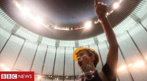 モーリー・ロバートソン 香港抗議デモと中国政府の戦略を語る