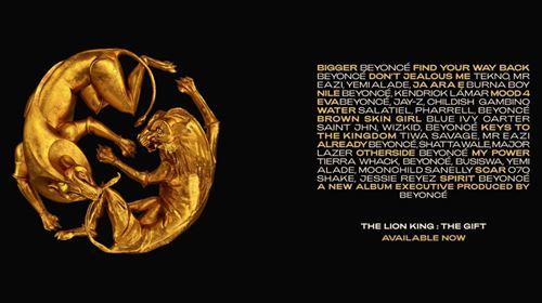 渡辺志保 Beyonce『The Lion King:The Gift』を語る