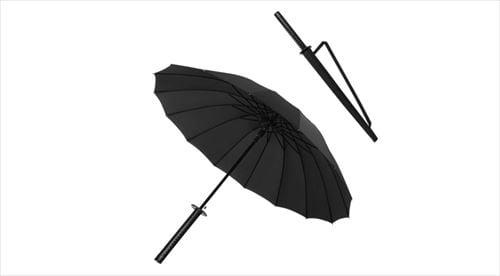 安住紳一郎 忍者刀風の傘を語る