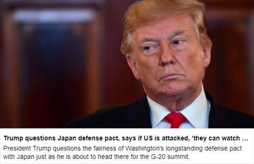 モーリー・ロバートソン トランプ大統領「日米安保破棄」発言のその先を語る