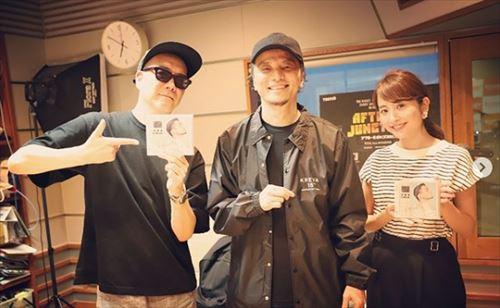 宇多丸とKREVA『成長の記録~全曲バンドで録り直し~』『無煙狼煙』を語る