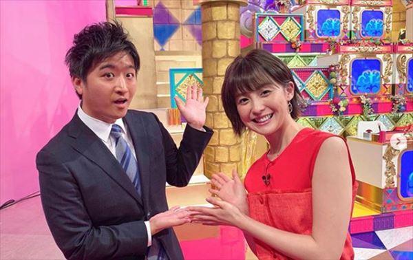 小袋成彬と宮司愛海 テレビ番組制作現場を語る