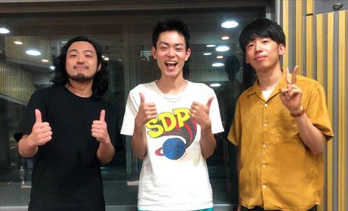 菅田将暉とCreepy Nuts 役者の現場とMCバトルの共通点を語る