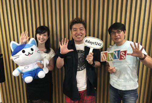 吉田豪と安東弘樹 原田龍二スキャンダル直後のラジオ生謝罪を語る