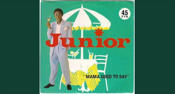 松尾潔 R&B定番曲解説 Junior『Mama Used To Say』