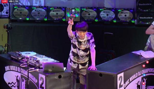 星野源 DJ松永のDMC世界大会制覇を祝福する