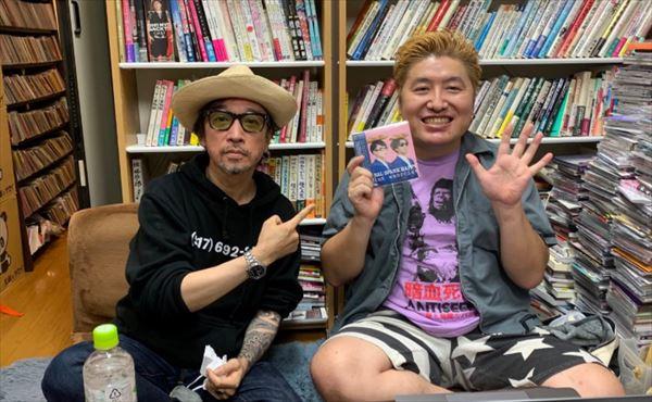 吉田豪と菊地成孔『粋な夜電波』を語る