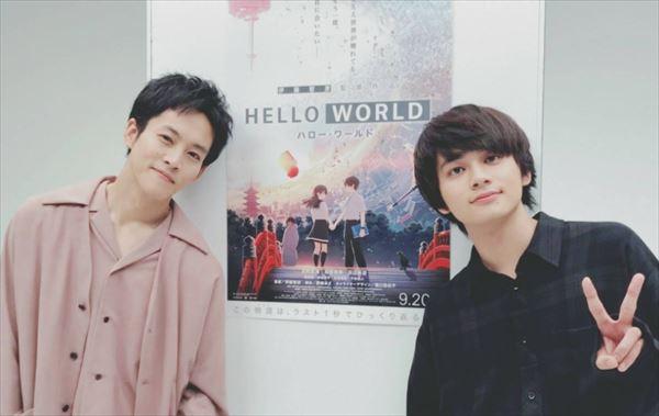 松坂桃李『蜜蜂と遠雷』『HELLO WORLD』『遊戯王』を語る
