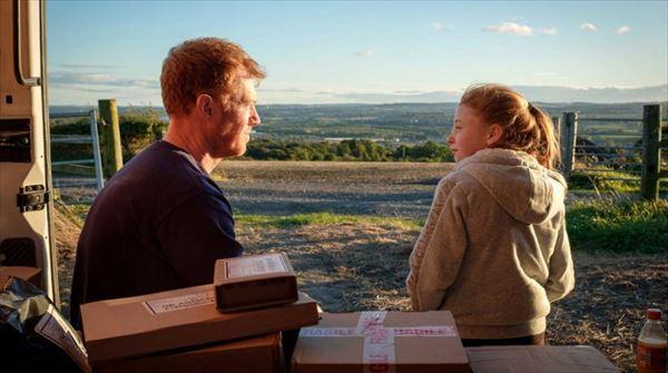 町山智浩 ケン・ローチ監督作品『家族を想うとき』を語る