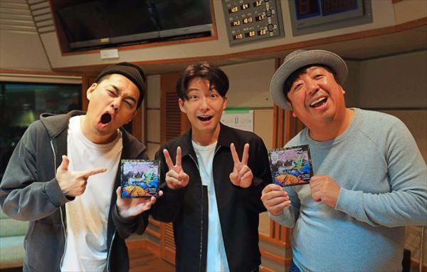 星野源とバナナマン『Same Thing』と日村47歳バースデーソングを語る
