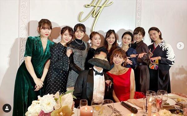 高橋みなみ 篠田麻里子の結婚披露宴を語る